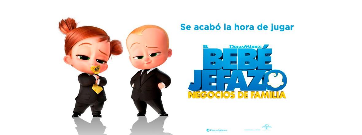 B - EL BEBE JEFAZO